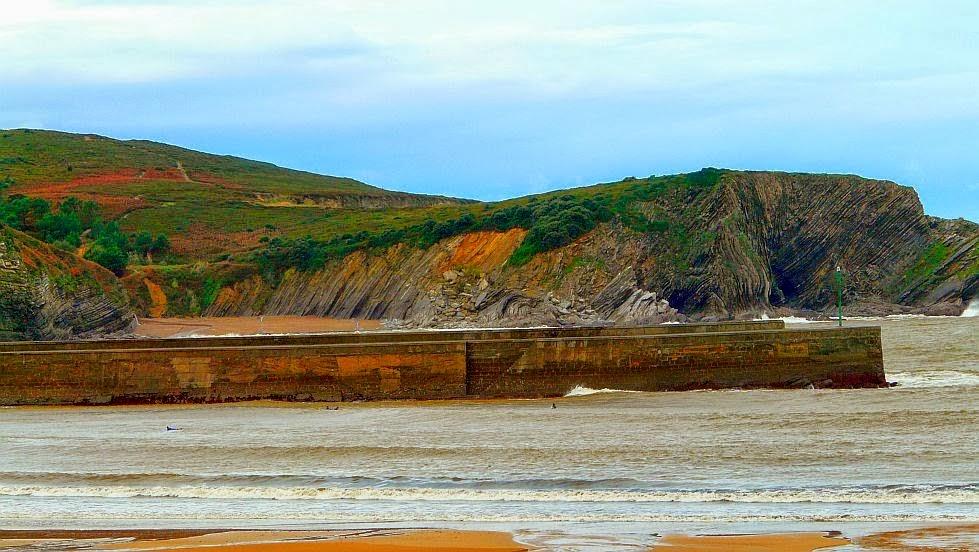 webcam playa de gorliz plentzia bizkaia