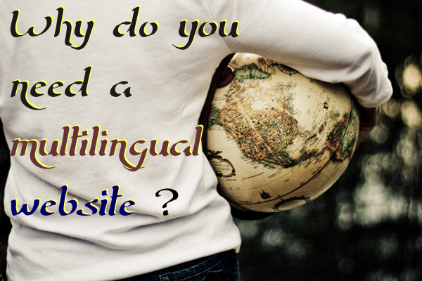Why do you need a multilingual website