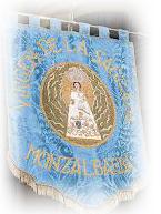 Imagen de la Virgen de La Sagrada