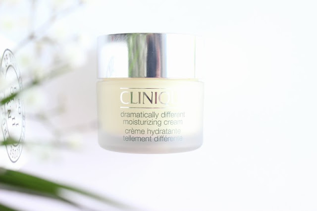 New Clinique Dramatically Different Moisturizing Cream