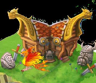 imagen del habitat vikingo de dragon city