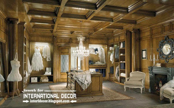 classic Wardrobe systems, closet designs for dressing room