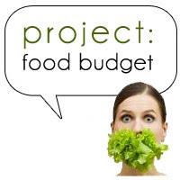 Participant of The Project Food Budget