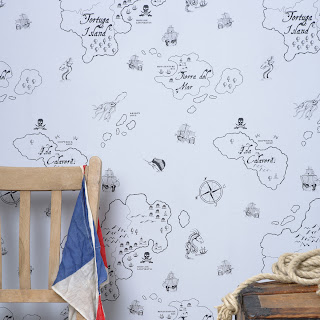 Hibou Home | Contemporary Children's Wallpaper