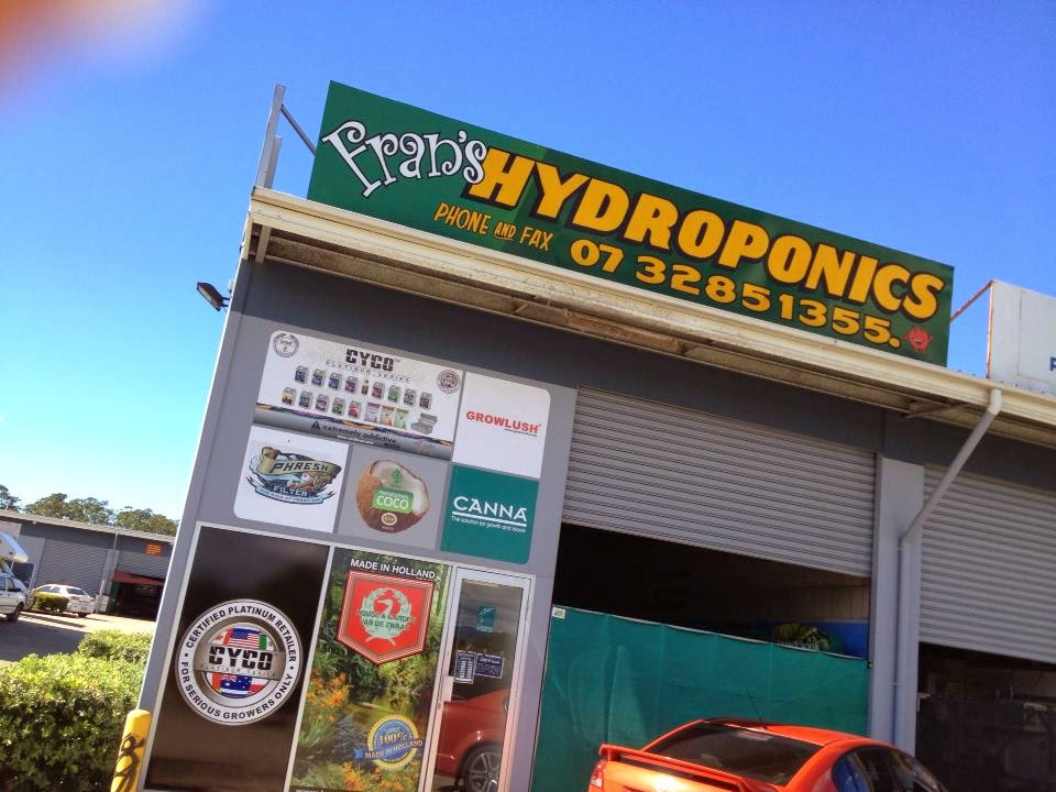Fran's Hydroponics