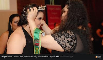 Premiação: Miss Brasil Simpatia Plus Size 02