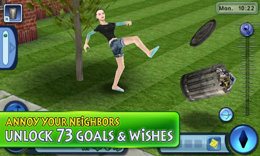 Download The Sims™ 3 v1.0.46 apk + DATA