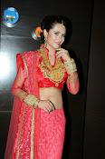 Preeti Rana Glamorous Photos in Ghagra Choli-thumbnail-16