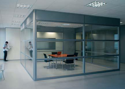 Muebles de oficina accesorios de oficina separador de ambiente - Separadores de oficina ...