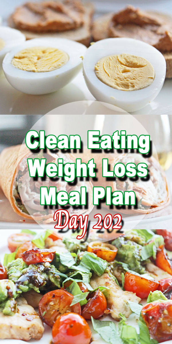 clean eating meal plan 202