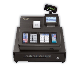 ER-A247 Cash Register from Sharp