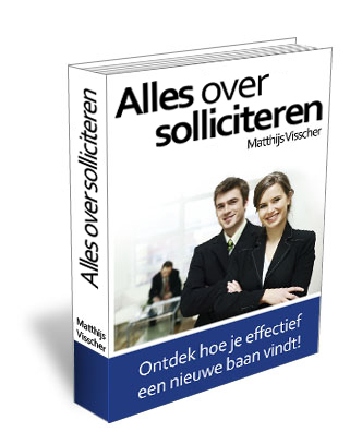 E-book Alles over Solliciteren