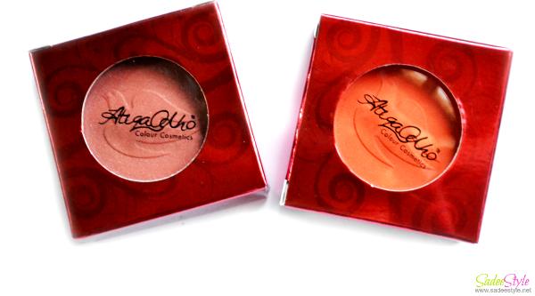 Blushers by Attiqa Odho Colour Cosmetics