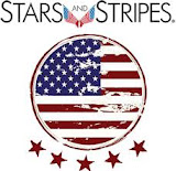 Between the Bridges in Broad Channel - Those Stars and Stripes