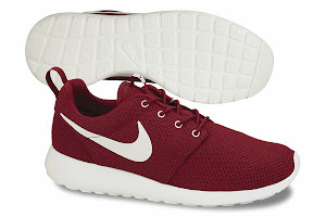 Nike roshe run Red/Sail