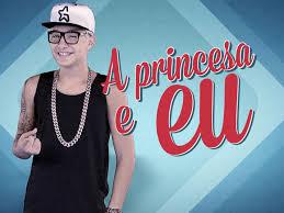 Quadro Domingo Show Mc Gui a Princesa e Eu