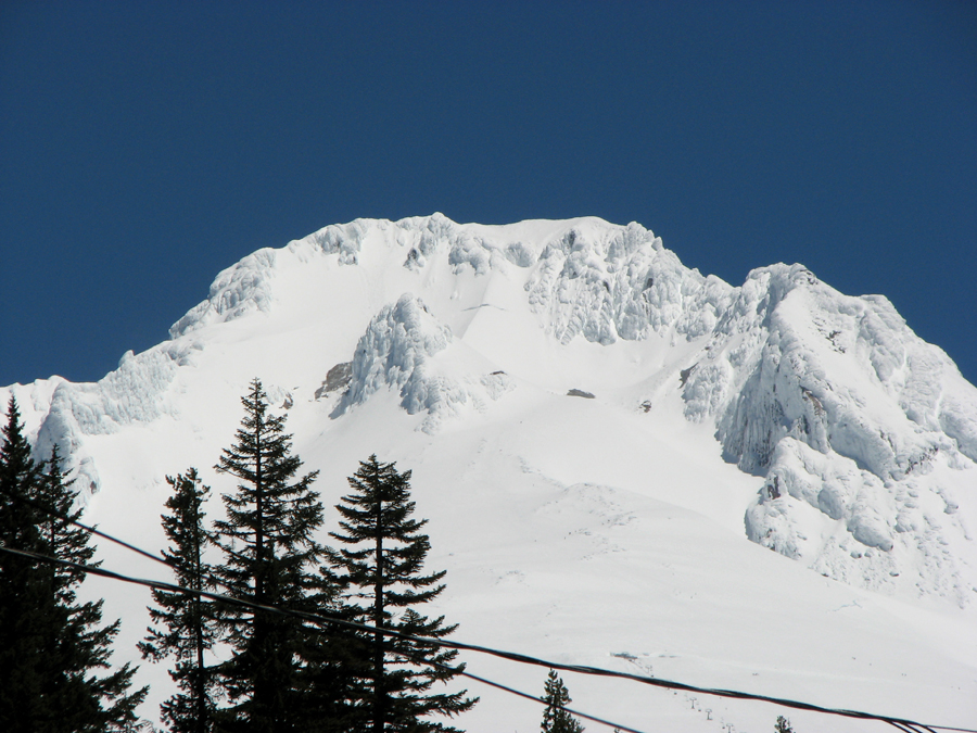 Mt. Hood from Government Camp
