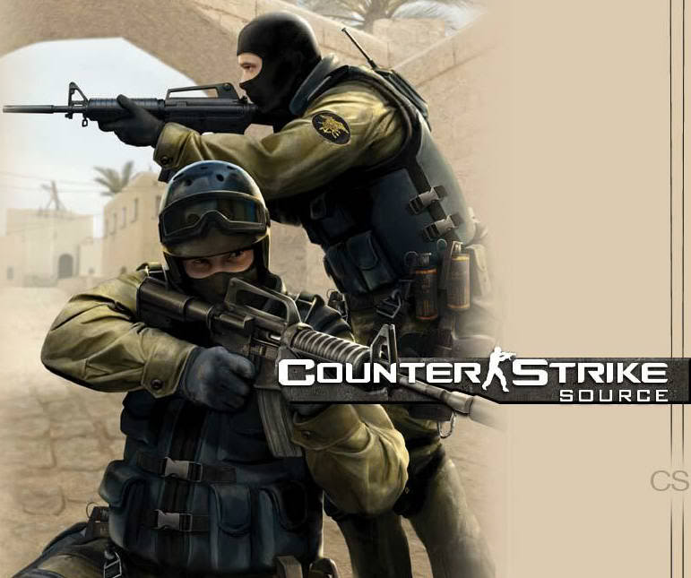 Counter-Strike Source 2014 Portable + Installer PC Full Version