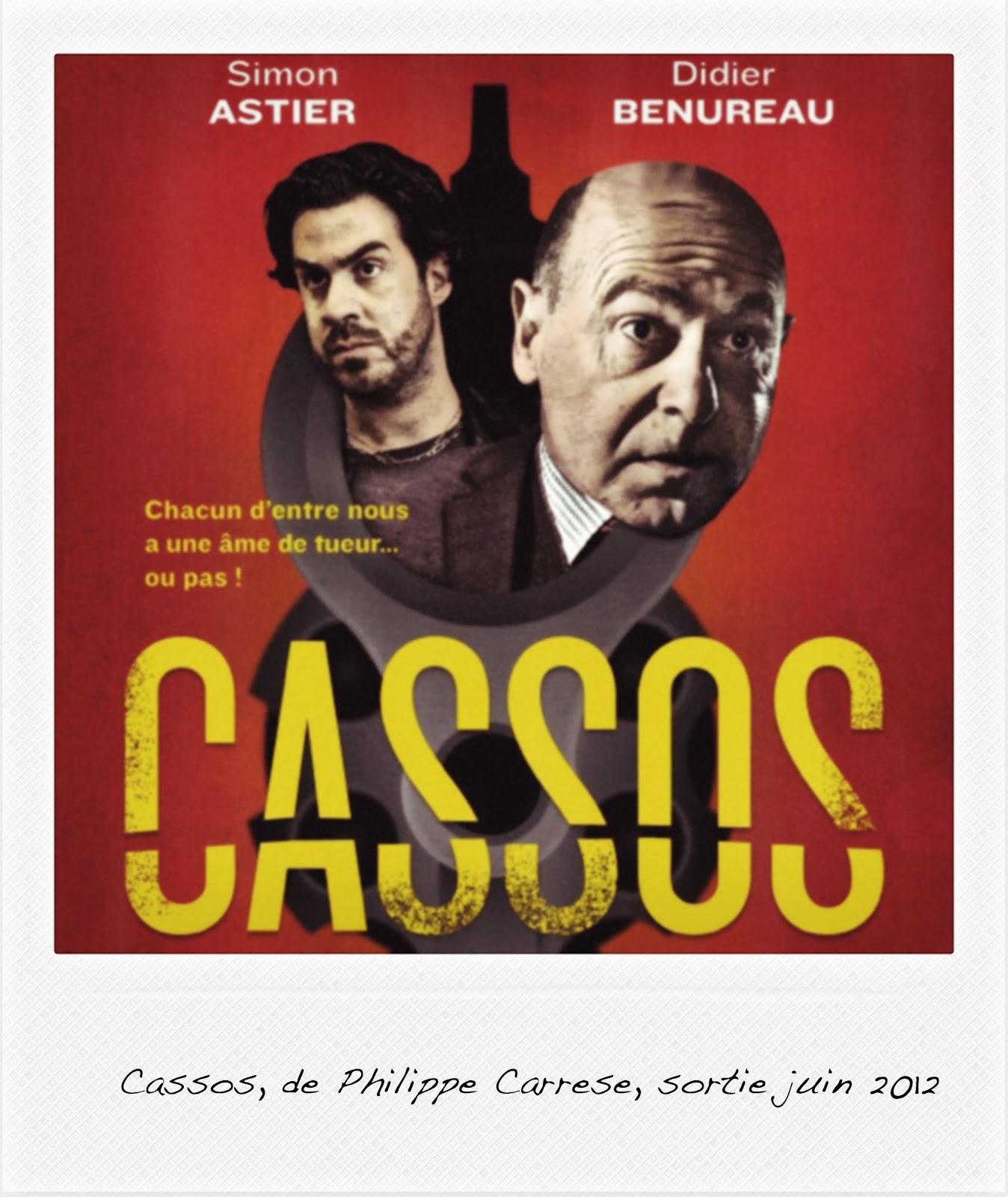 Cassos affiche