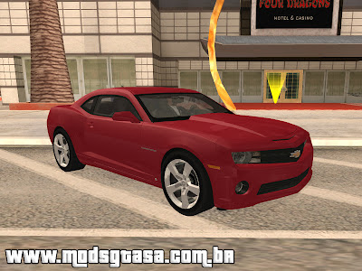 chevrolet camaro ss 2010 mods gta san andreas. Black Bedroom Furniture Sets. Home Design Ideas