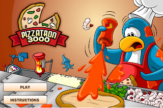 Club Penguin Beginners Guide Pizza