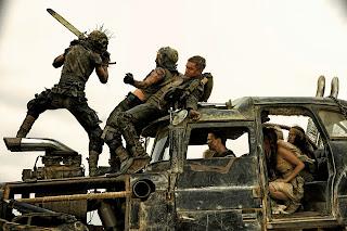末日先鋒:戰甲飛車/瘋狂麥斯:憤怒道(Mad Max: Fury Road)劇照