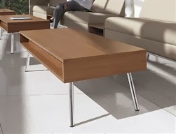 Global Wind Modern Coffee Table
