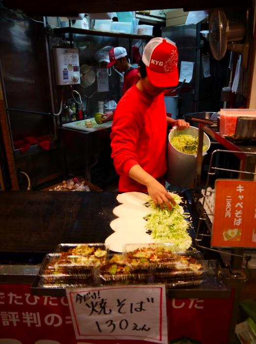 Ma vraie cuisine japonaise cuisine de rue osaka - Ma vraie cuisine japonaise ...