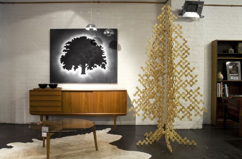 creative and unique christmas tree ideas let 39 s celebrate. Black Bedroom Furniture Sets. Home Design Ideas