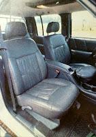 interior butacas Chevrolet S-10 Limited