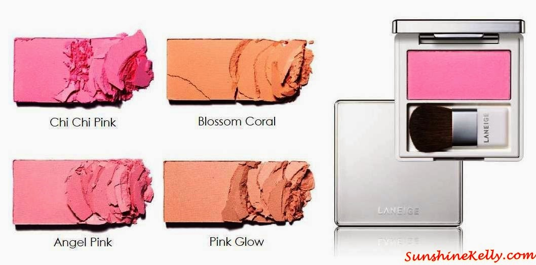 Raw Beauty, Makeup Trend 2014, Laneige, Laneige Makeup, Laneige Serum Intense Lipstick, Laneige Pure Radiant Shadow, Laneige Pure Radiant Blush