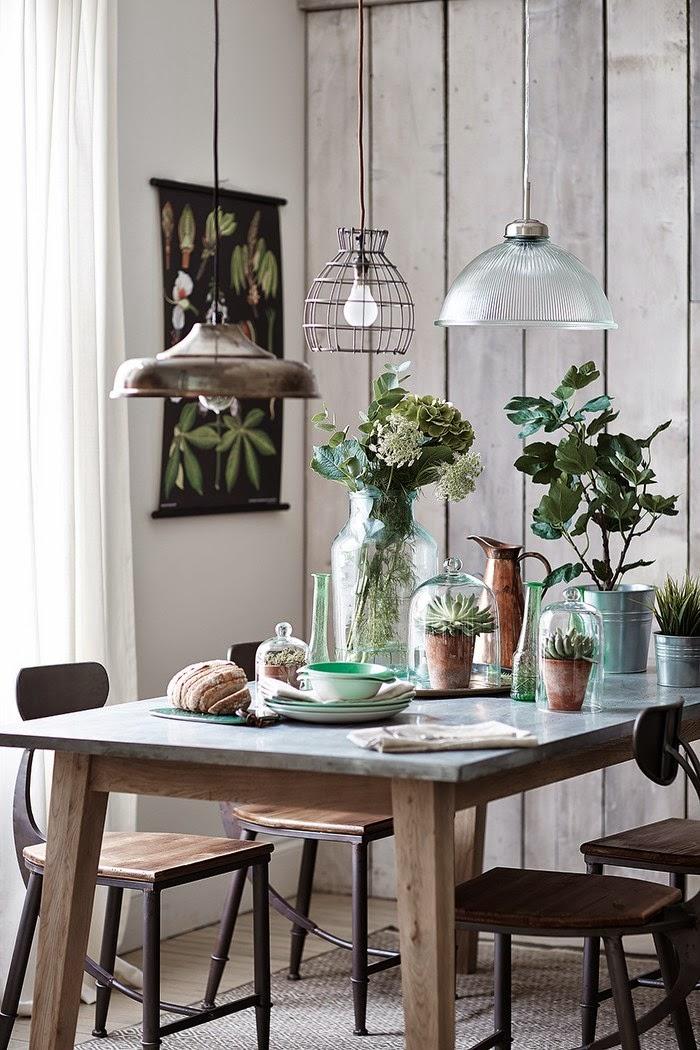 Vicky 39 s home ideas de decoraci n bot nica botanical for Decor wonen