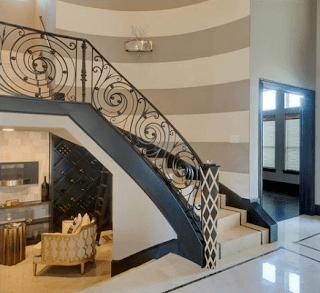 Tips memilih tangga rumah ergonomis, nyaman dan aman untuk minimalis modern terbaru