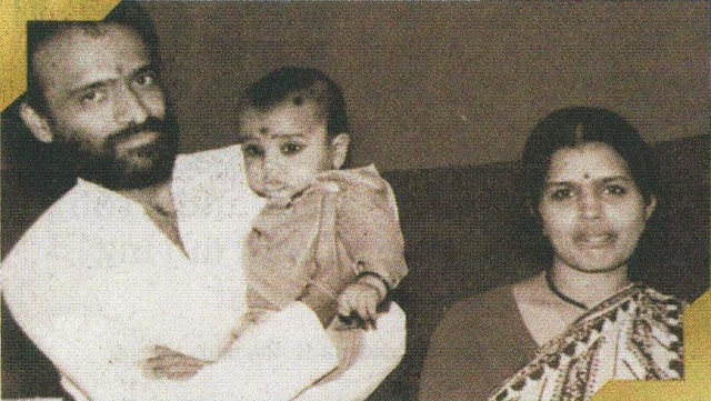 Indian Cricketer Rohit Sharma Rare Childhood Pic - MERE PIX