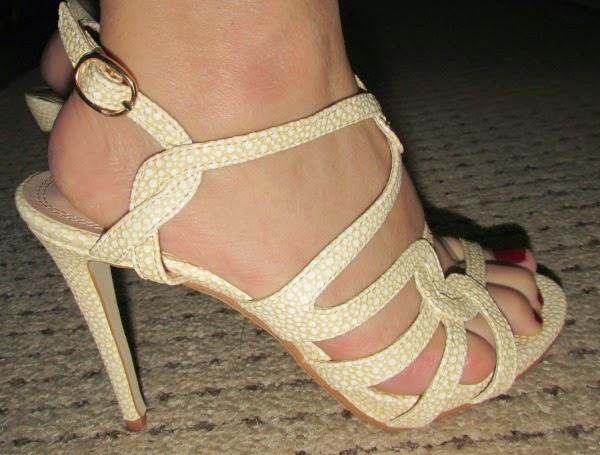 High Heels Sandaletten von Schuhtempel24.de Yumex