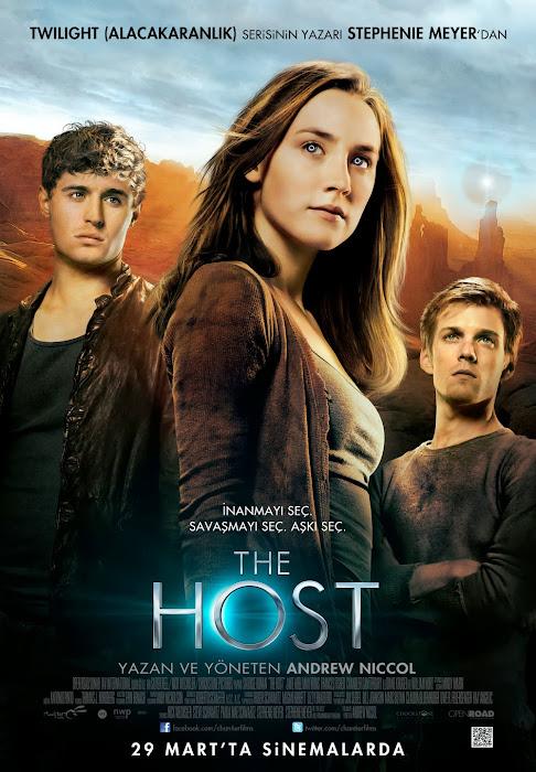 Göçebe - The Host 2013 (BDRip XviD) Türkçe Dublaj Film İndir