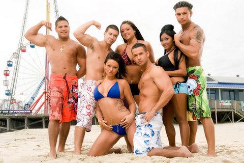 jersey shore season 4 cast members. jersey shore cast season 4.