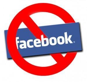 Facebook bị chặn