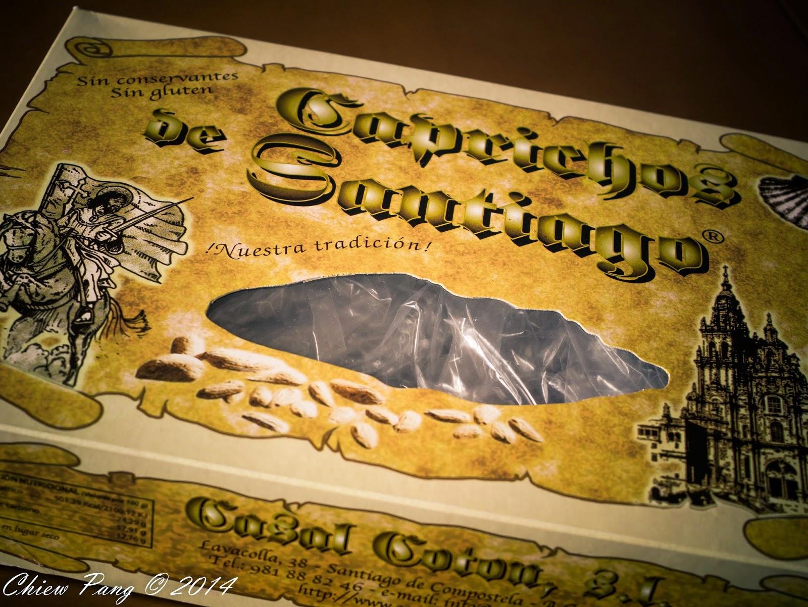 Caprichos de Santiago, Casal Coton, Santiago