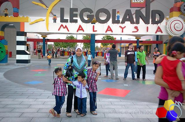 mknace unlimited™ | Legoland getaway : legoland enterance