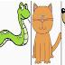 Το φίδι, το σκυλί και η γάτα...