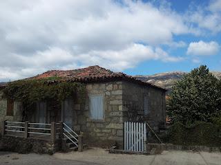 Aullène en Alta Rocca, maison du XIXe siècle