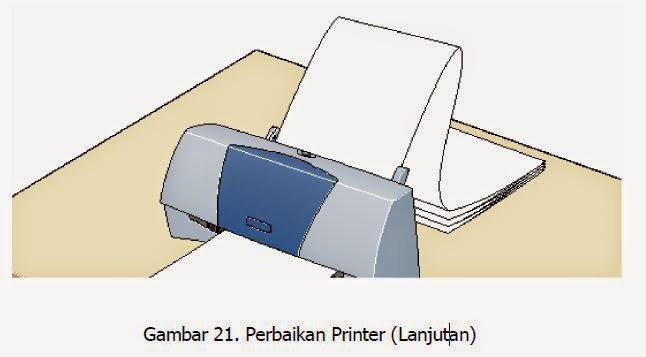 perbaikan printer mudah 2