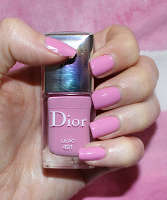 Dior Vernis in Lilac