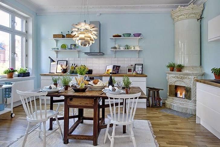 Beautiful Cuisine Style Scandinave Pictures - Joshkrajcik.us ...