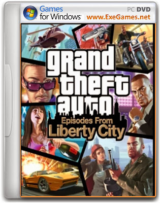 GTA Vice City Liberty City PC Game