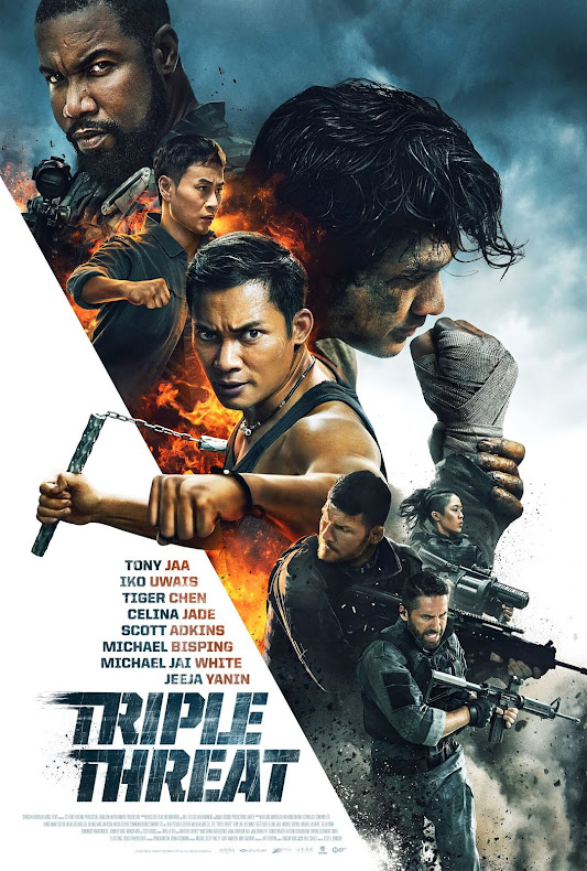 18 APRIL 2019 - TRIPLE THREAT (ENGLISH)