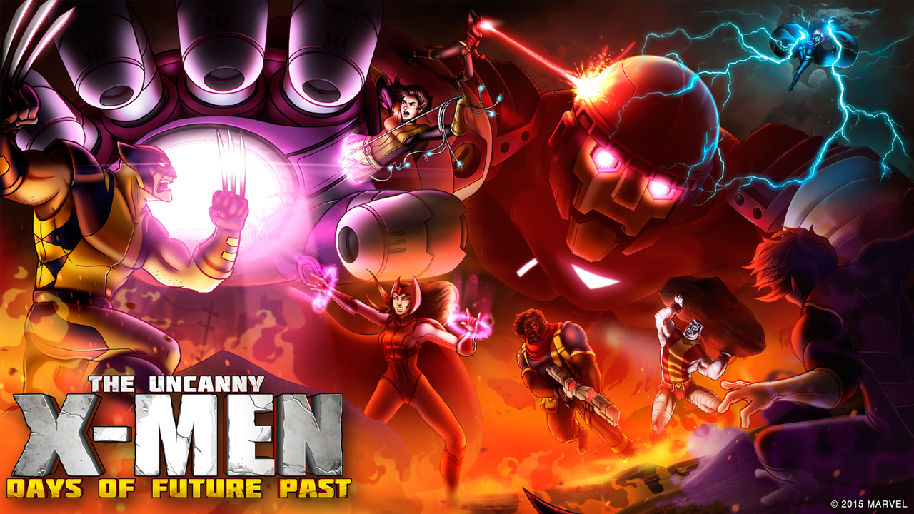 Uncanny X-Men: Days of Future Past Gameplay IOS / Android