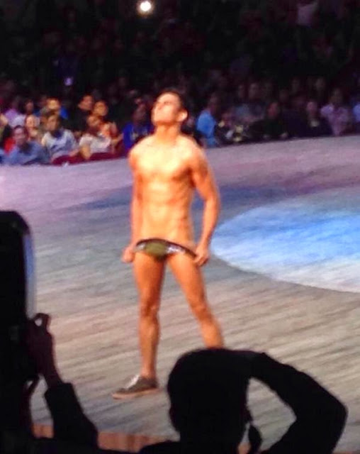 Tom Rodriguez in Bench The Naked Truth
