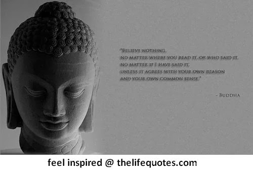 Buddha Quotes on Believe